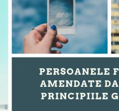 Pot fi persoanele fizice amendate dacă realizează o prelucrare de date cu caracter personal?